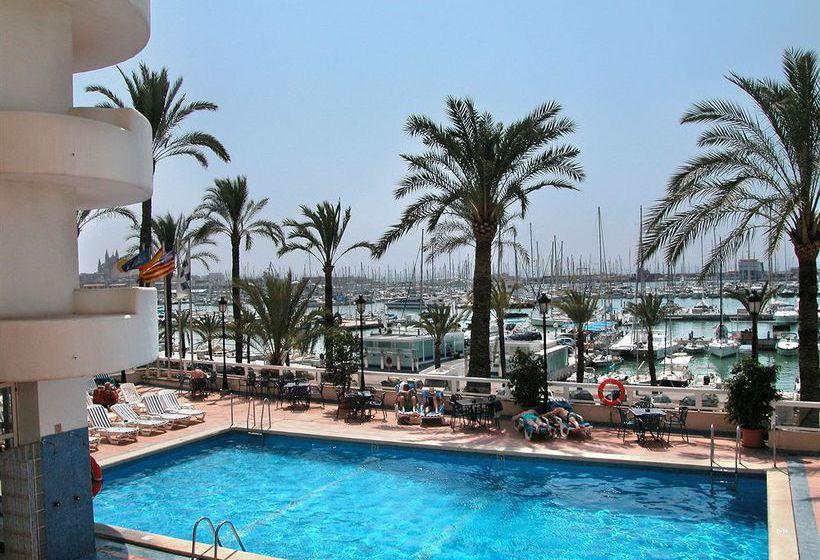 Hôtel Tryp Bellver Palma de Majorque