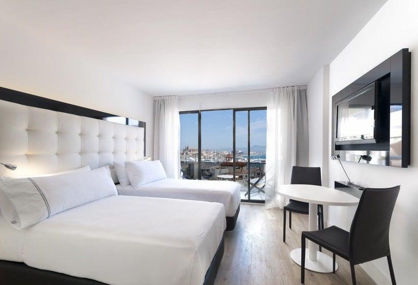 Chambre Hôtel Tryp Palma Bosque Palma de Majorque