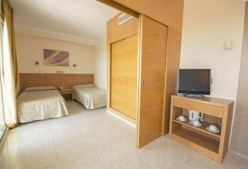 Zimmer AzuLine Hotel Atlantic Es Canar