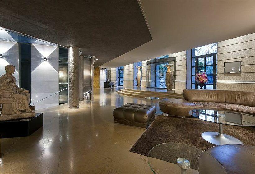 Zonas comuns Claris Hotel Barcelona