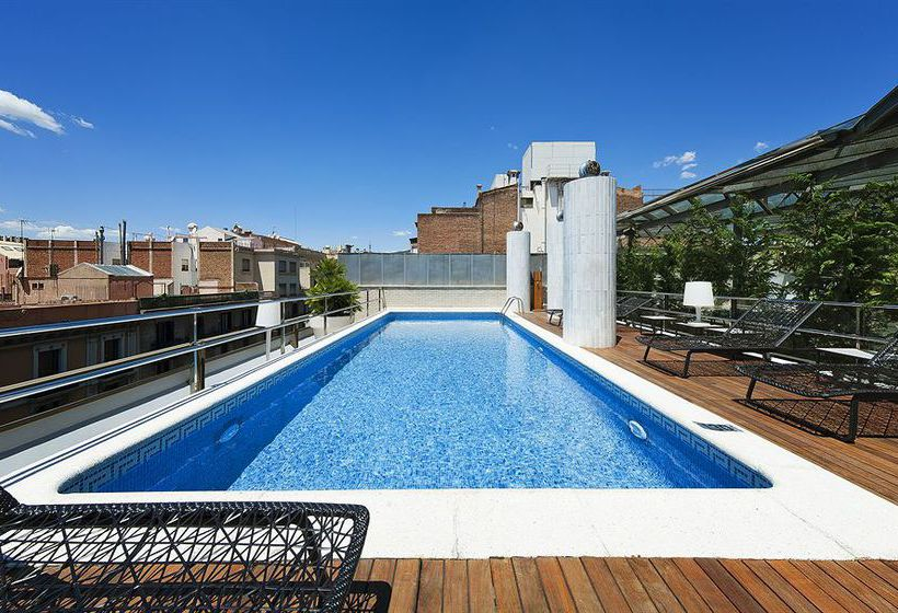 Schwimmbad Claris Hotel Barcelona