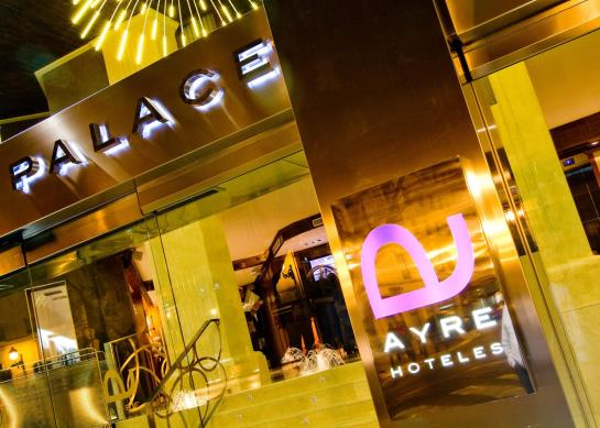 خارجي Ayre Hotel Astoria Palace فالنسيا