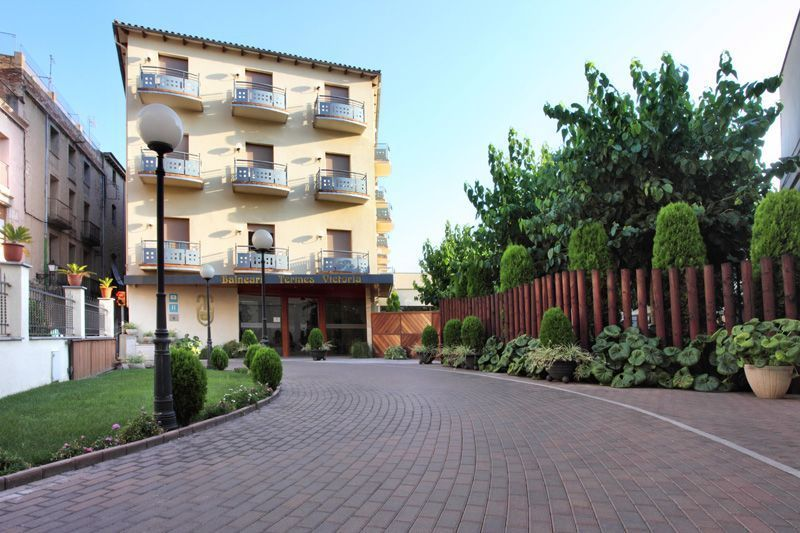 Hôtel Balneario Termes de la Victoria Caldes de Montbui