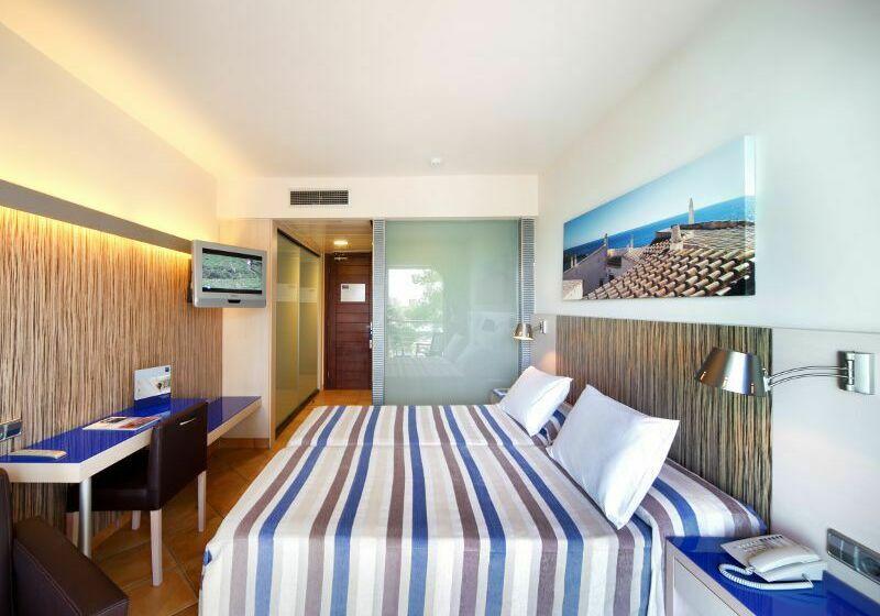 Zimmer Hotel Barceló Pueblo Menorca Sant Lluis