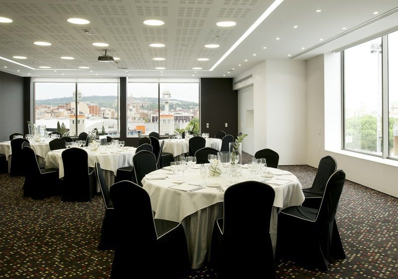 Salas de reuniones Hotel Barceló Sants Barcelona