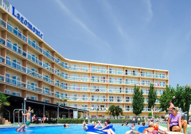 Hôtel Bellevue Lagomonte Port d'Alcudia