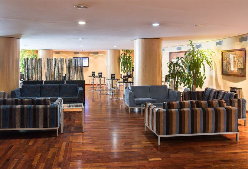 Common areas Hotel Catalonia Park Putxet Barcelona