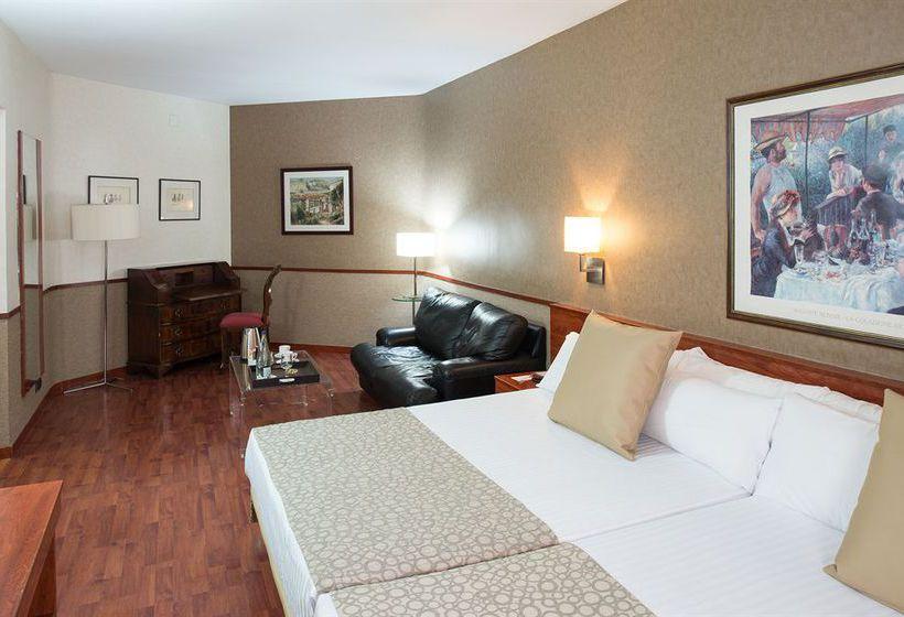Room Hotel Catalonia Park Putxet Barcelona