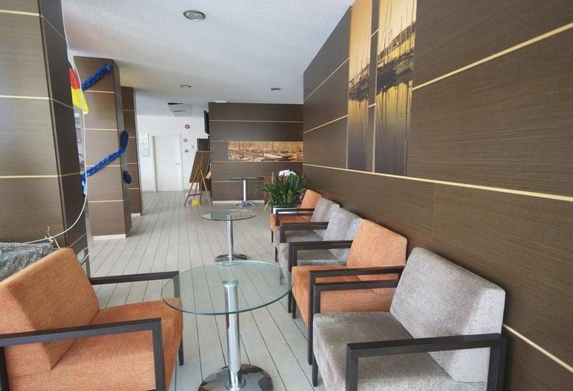 Gemeinschaftsbereiche Hotel Encant S'Arenal