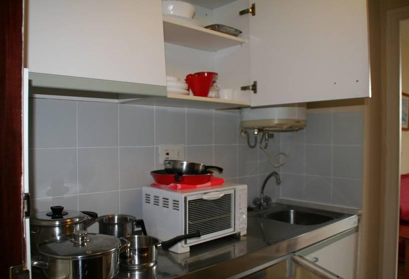 Cucina Hotel Fergus Paradis Park Pineda de Mar