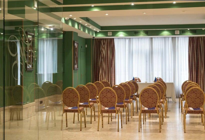 Salas de reuniones Hotel Fernán González Burgos