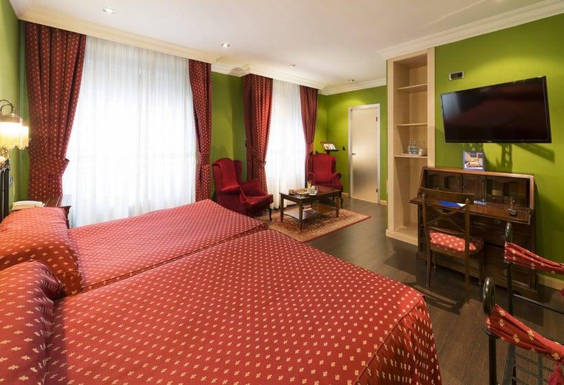 Room Hotel Fernán González Burgos