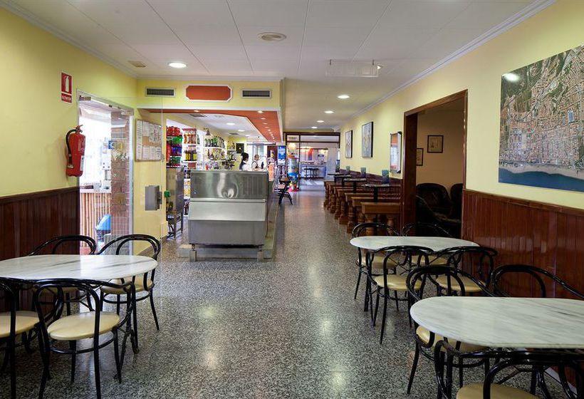 다수 호텔 H Top Planamar Malgrat de Mar