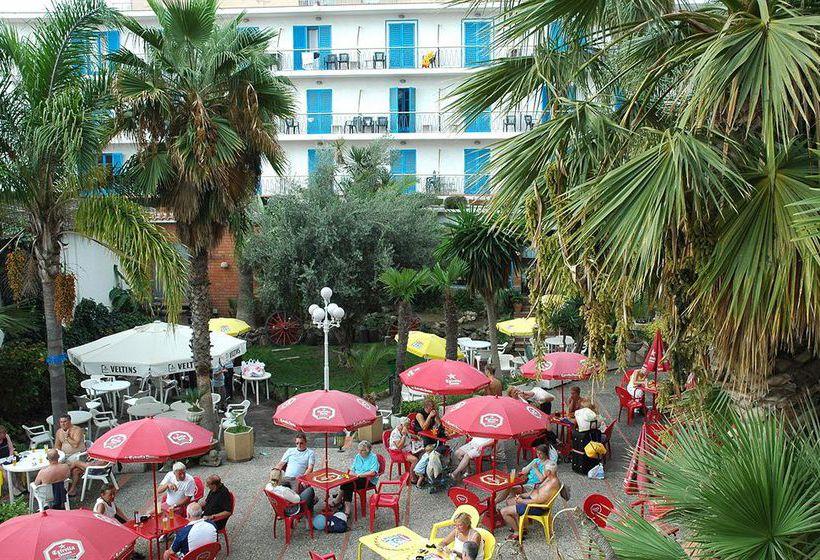 Zonas comunes Hotel H Top Planamar Malgrat de Mar
