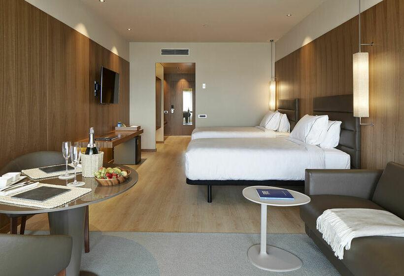 ホテル AC Diagonal L'Illa バルセロナ
