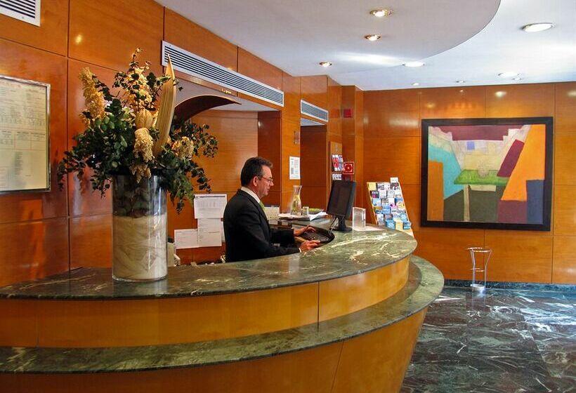 فندق Husa Pedralbes برشلونة