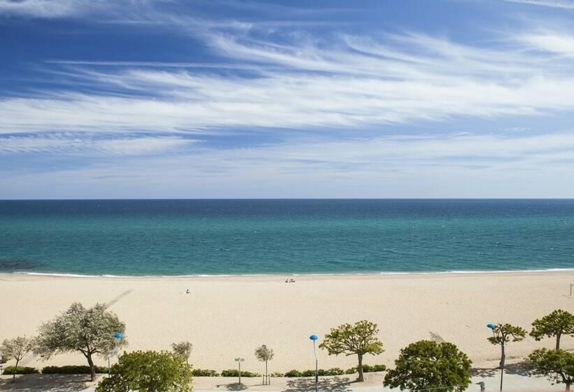Aussenbereich Hotel Ibersol Sorra d'Or Malgrat de Mar