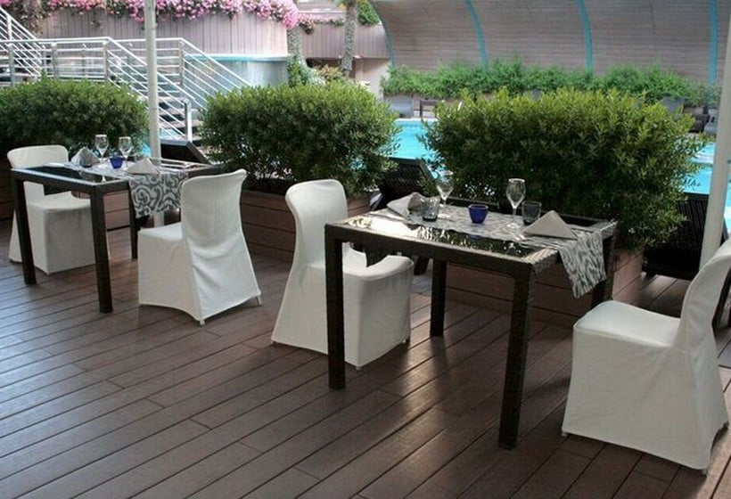 Restaurant Hotel Kaktus Playa Calella