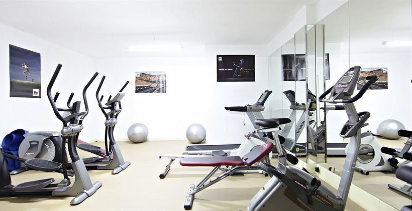 Sports facilities Hotel Sandos El Greco Beach - Adults Only Cala Portinatx