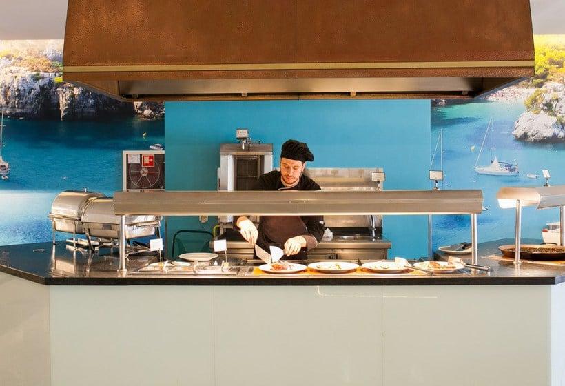 Restaurant Hotel PortBlue San Luis S'Algar