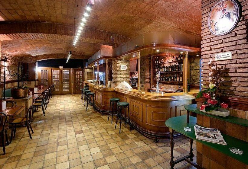 Cafétéria Hôtel Rialto Barcelone