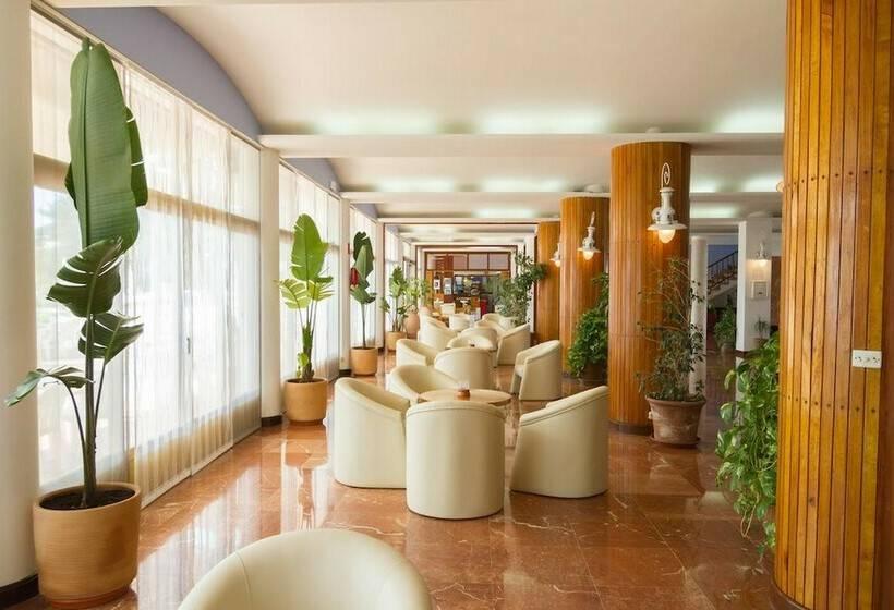 Zonas comunes Hotel Riomar Santa Eulalia del Río