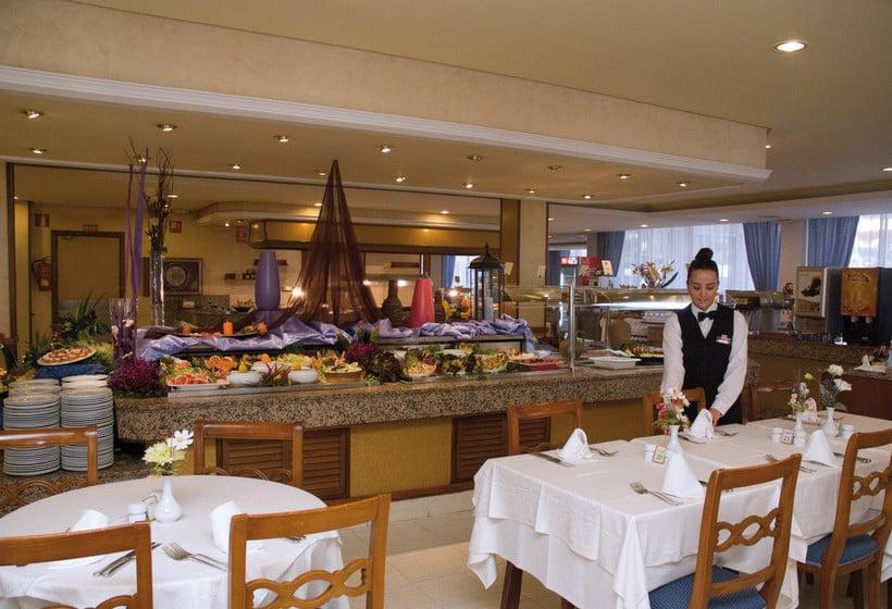 Restaurante Hotel Riu Concordia Playa de Palma