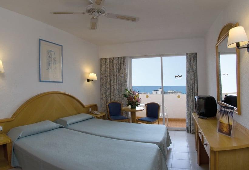 방 호텔 Riu Playa Park Platja de Palma