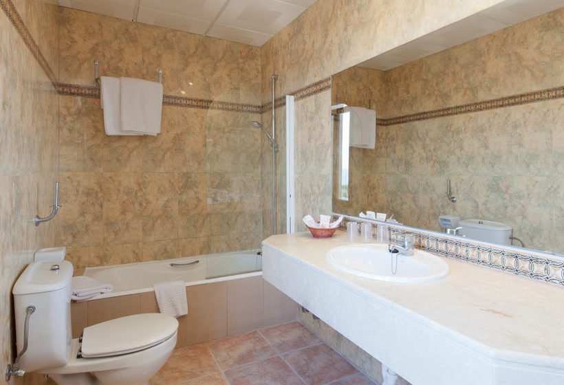 Salle de bain Hôtel Seramar Sunna Park Paguera
