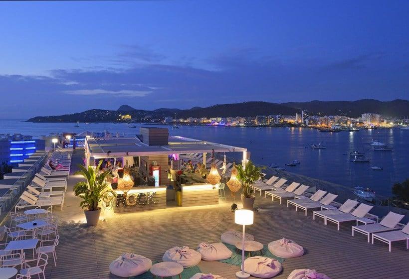 Aussenbereich Hotel Sol House Ibiza Mixed by Ibiza Rocks Sant Antoni de Portmany