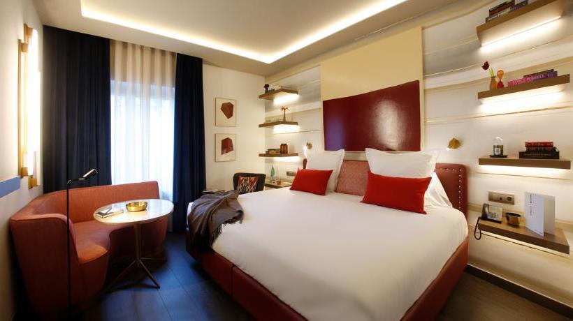 Quarto Hotel Vincci Mae Barcelona