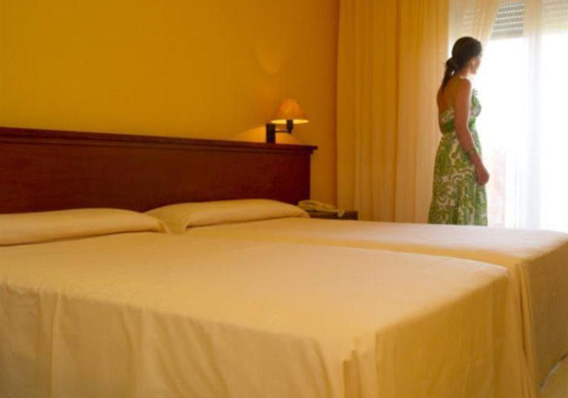 غرفة Aparthotel Las Dunas نوفو سانكتي بيتري