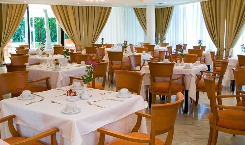 Restaurante Hipotels Sherry Park Jerez de la Frontera
