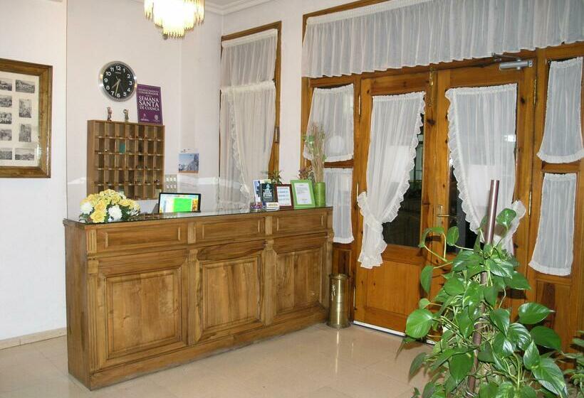 Hôtel Arévalo Cuenca