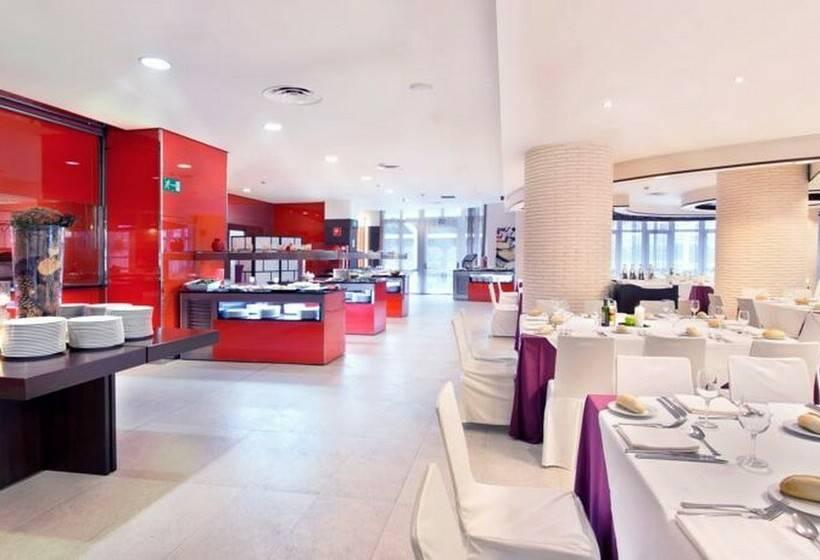 Restaurante Hotel Barceló Costa Vasca São Sebastião