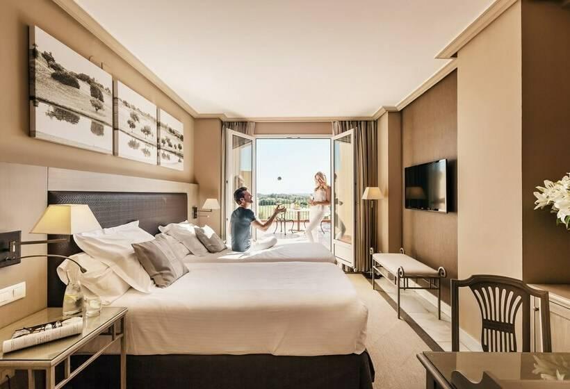 Chambre Hôtel Barceló Montecastillo Golf Jerez de la Frontera
