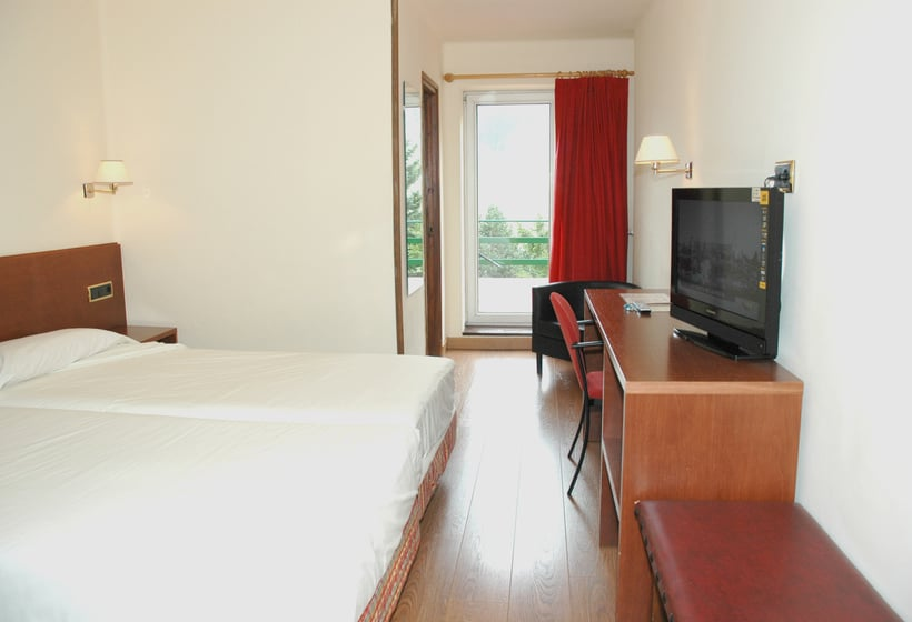 Zimmer Hotel Candanchu