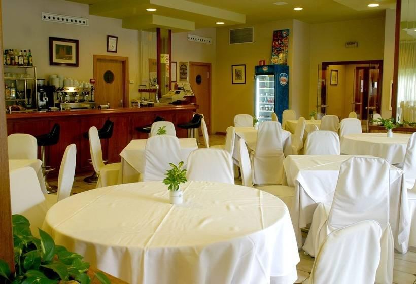 قاعات مؤتمرات فندق City House Los Tilos by Faranda سانتياغو دي كومبوستيلا
