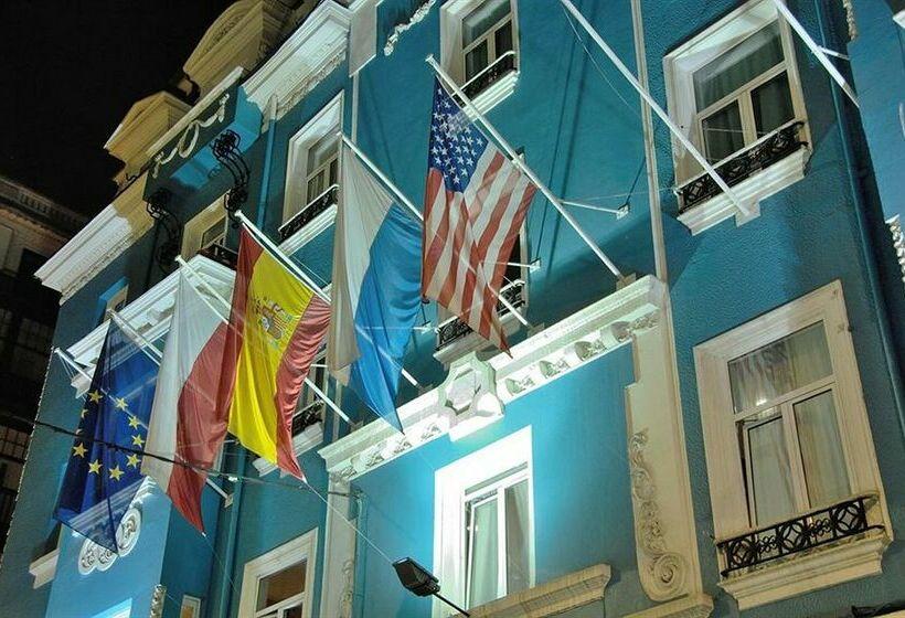 Hôtel Central Santander