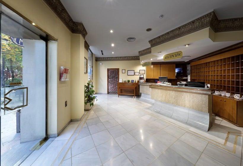 Réception Hôtel Juan Miguel Grenade