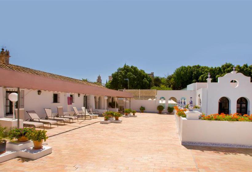Hôtel Los Helechos Sanlucar de Barrameda