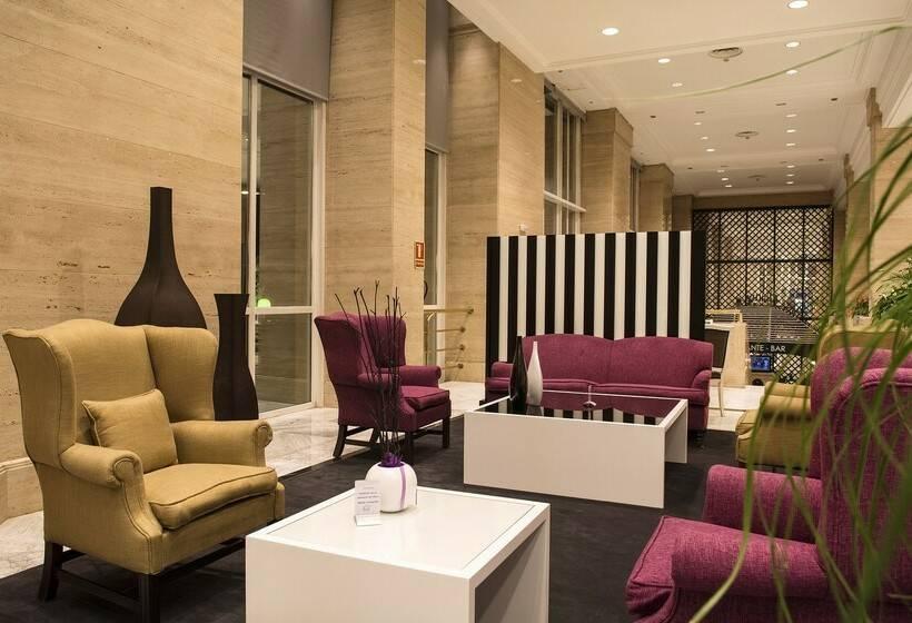 Zonas comuns Hotel Meliá Maria Pita Corunha