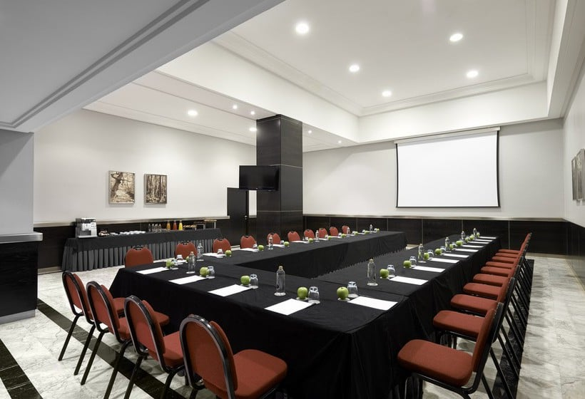 Meeting rooms Hotel Meliá Maria Pita A Corunya