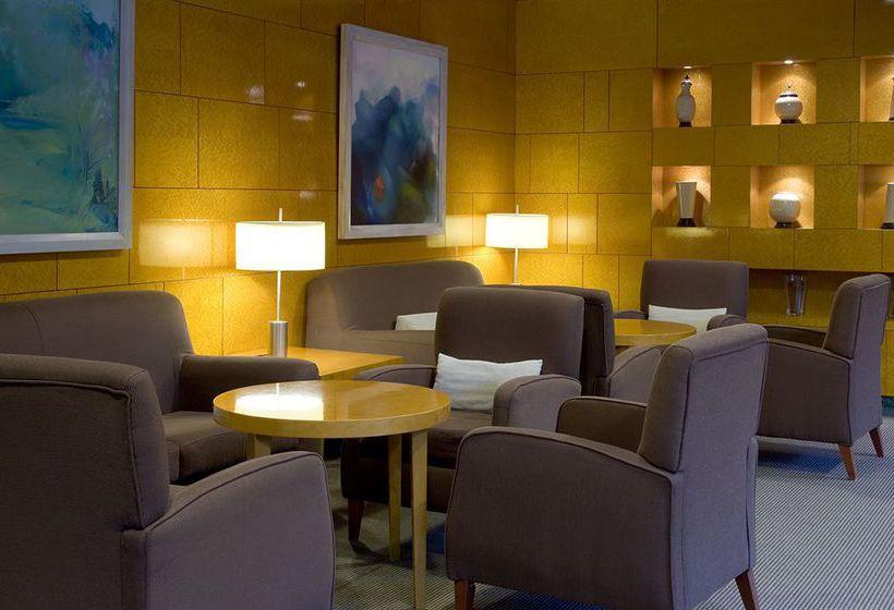 공용 공간 호텔 NH Atlántico 라코루냐