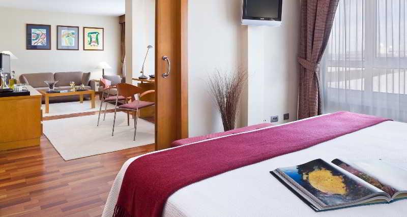 Hôtel NH Atlántico La Corogne