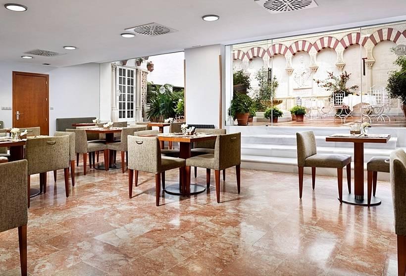 مطعم فندق NH Córdoba Califa قرطبة