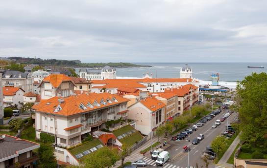 ホテル Santemar サンタンデール