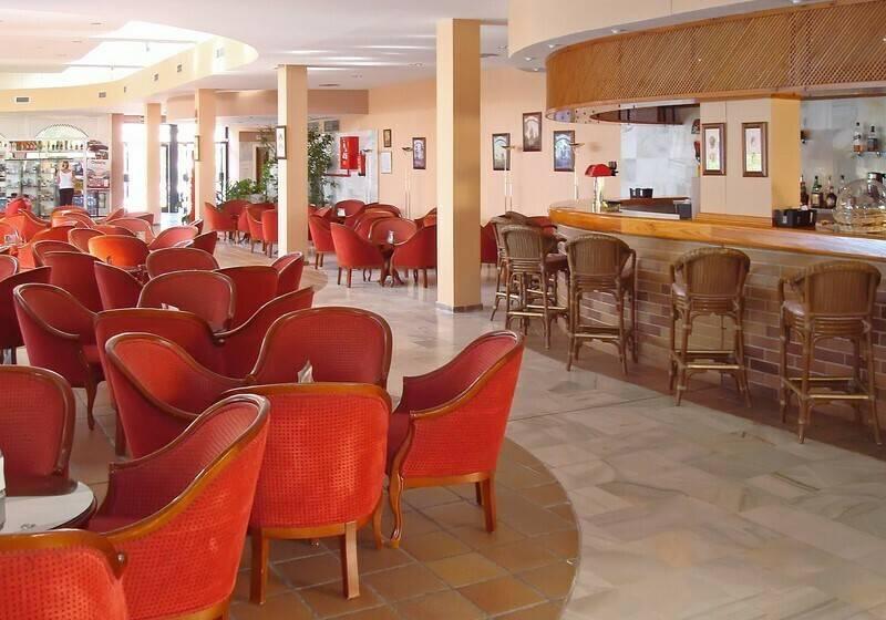 Cafeteria Sol Sancti Petri Apartamentos Novo Sancti Petri