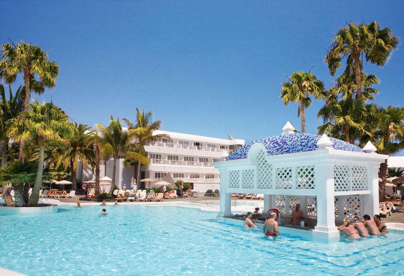 Schwimmbad ClubHotel Riu Paraiso Lanzarote Resort Puerto del Carmen