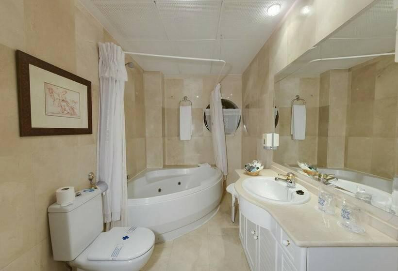 Salle de bain Hôtel Aida Torrejon de Ardoz